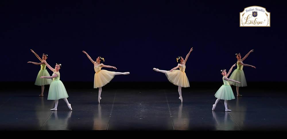 バレエスタジオリリアコンサートの様子7