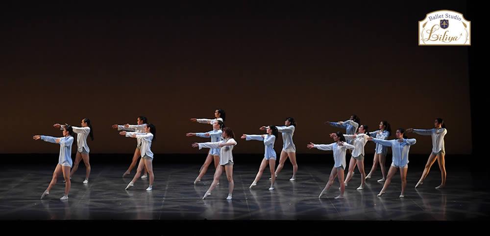 バレエスタジオリリアコンサートの様子8