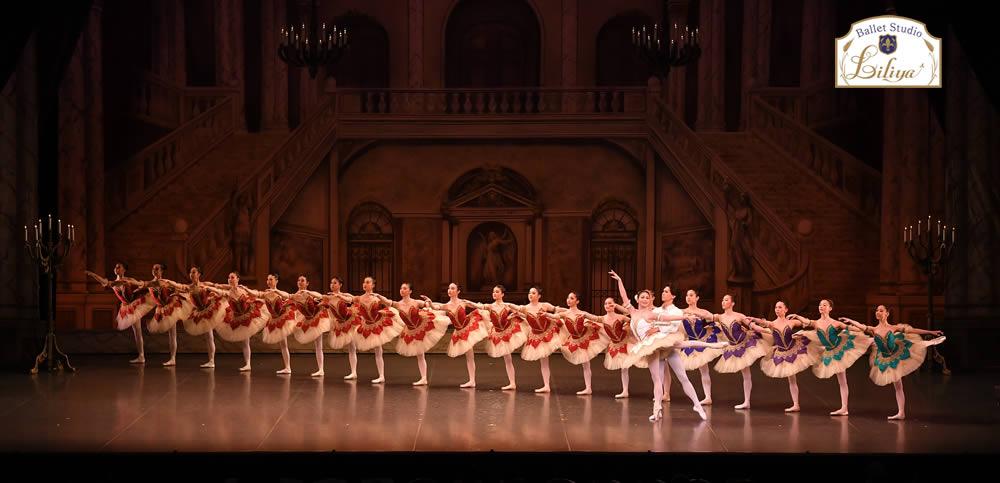 バレエスタジオリリアコンサートの様子9