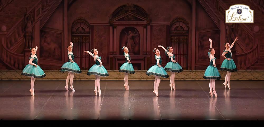 バレエスタジオリリアコンサートの様子10