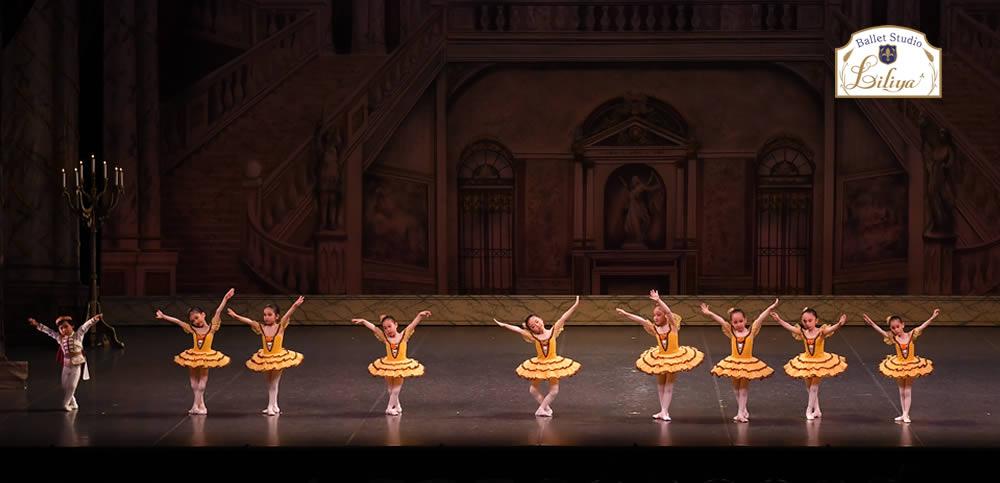 バレエスタジオリリアコンサートの様子13