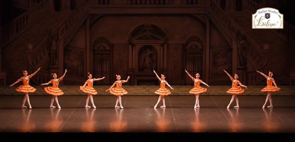 バレエスタジオリリアコンサートの様子14