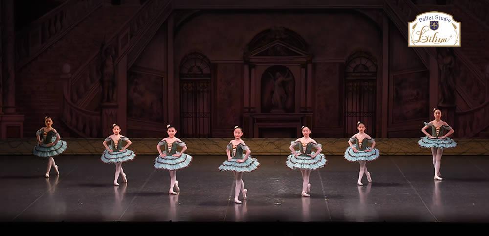 バレエスタジオリリアコンサートの様子15