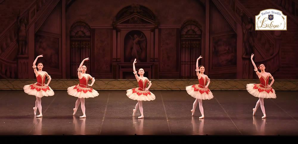 バレエスタジオリリアコンサートの様子16