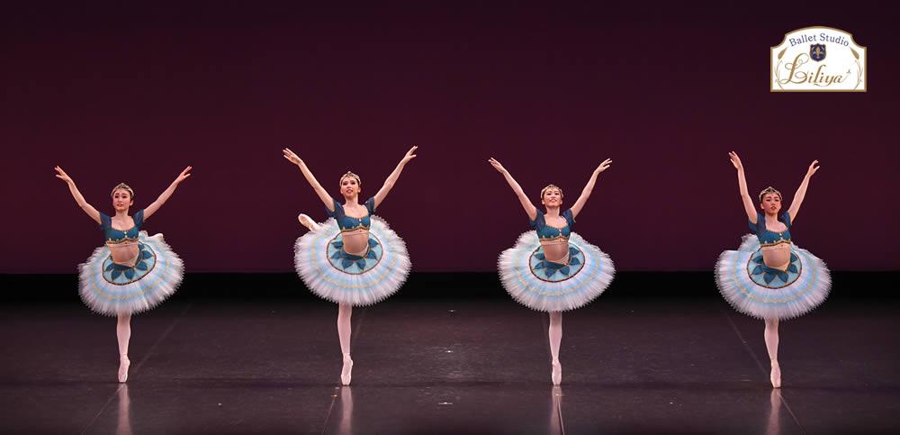バレエスタジオリリアコンサートの様子19