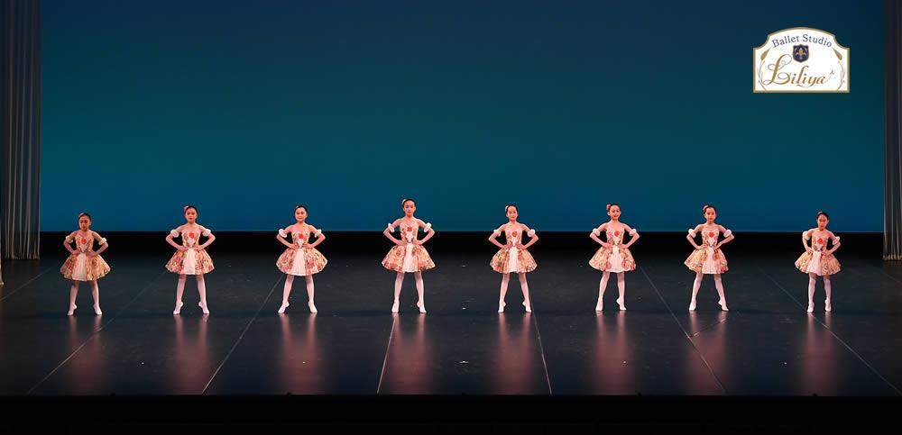 バレエスタジオリリアコンサートの様子5