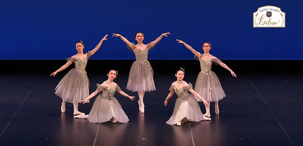 バレエスタジオリリアコンサートの様子11