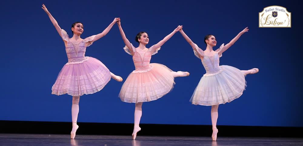 バレエスタジオリリアコンサートの様子12