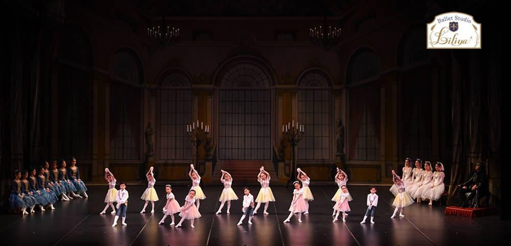 バレエスタジオリリアコンサートの様子18