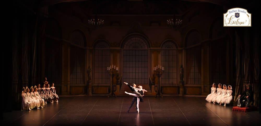 バレエスタジオリリアコンサートの様子20