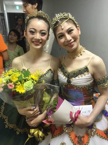 第4回バレエスタジオ リリア発表会が無事に終わりました