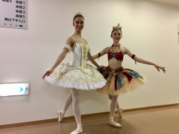 4/4 Japan Ballet Competitionの結果