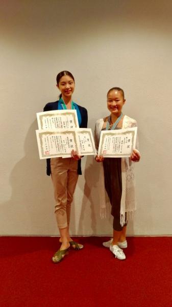 立川RISURUホールで行われた第1回サマーバレエコンクール