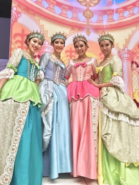 昨年から大坪優花が東京バレエ団の順団に入団し、岩国と三原で公演参加してきました‼︎